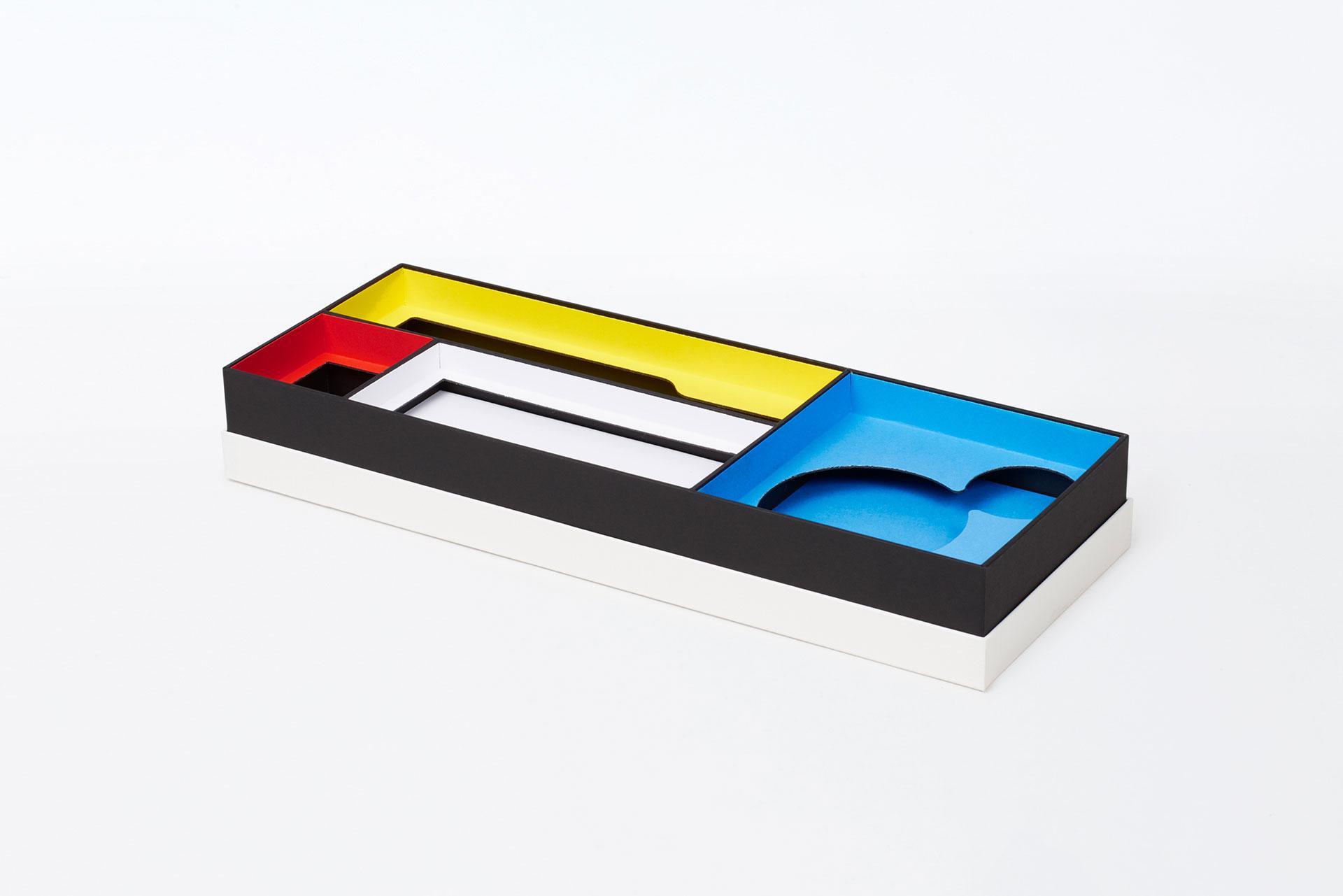 scatola di lusso per cioccolatini Paolo Brunelli
