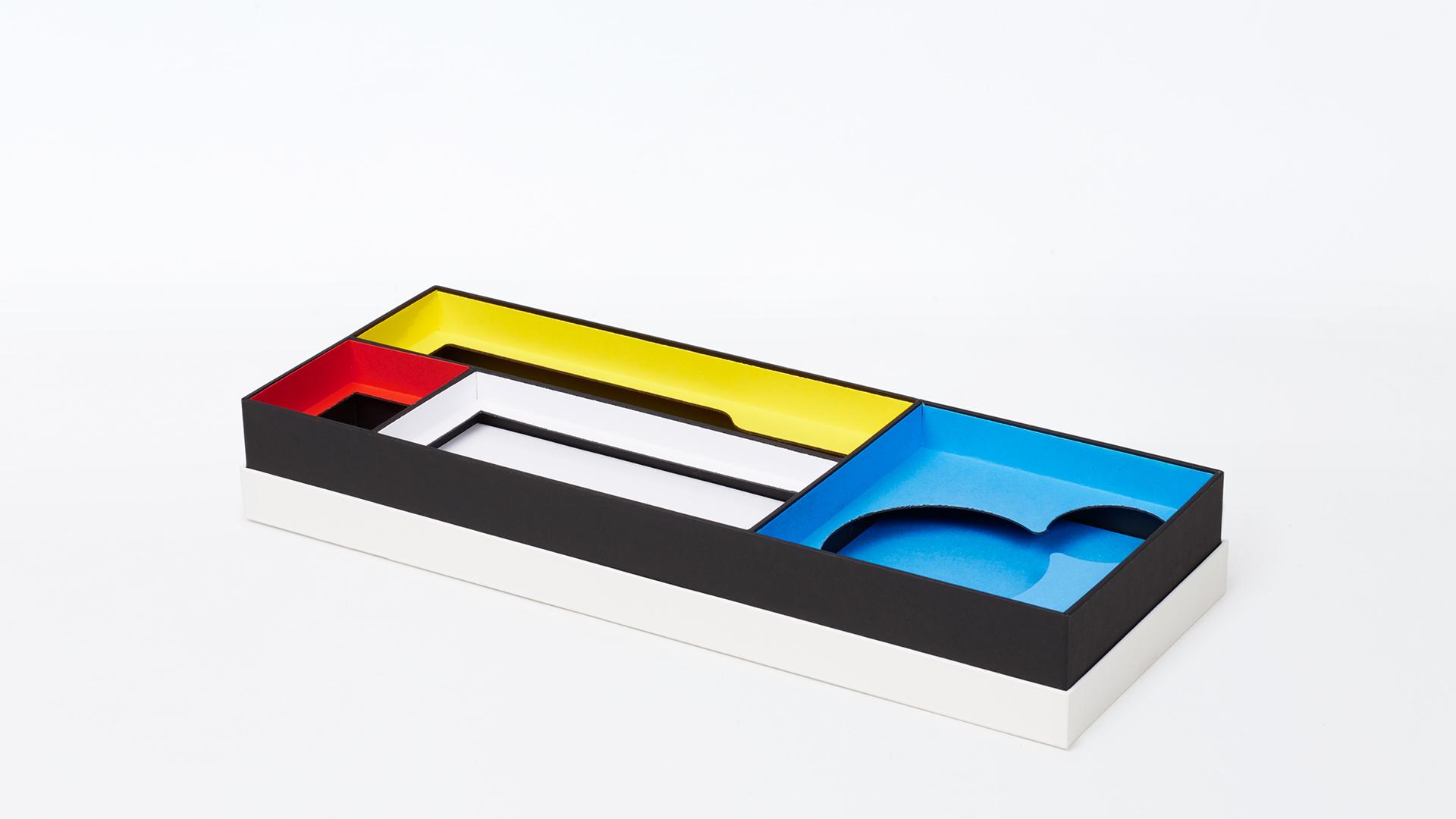 scatola rettangolare per cioccolatini