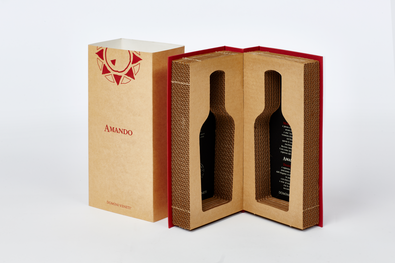 scatola per vino