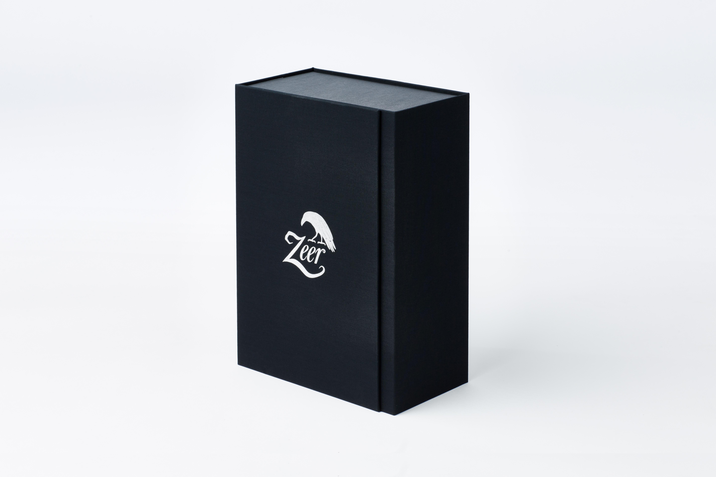 scatola cofanetto per scarpe di lusso Zeer