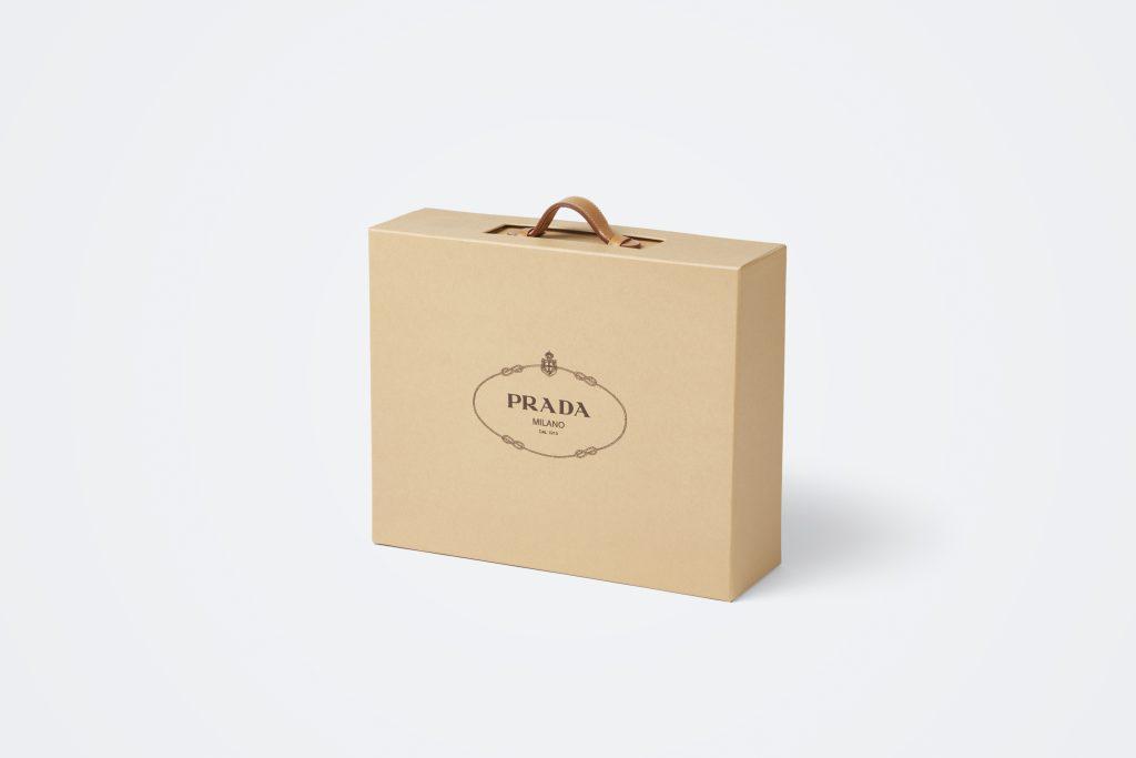 scatola per oggetti Prada