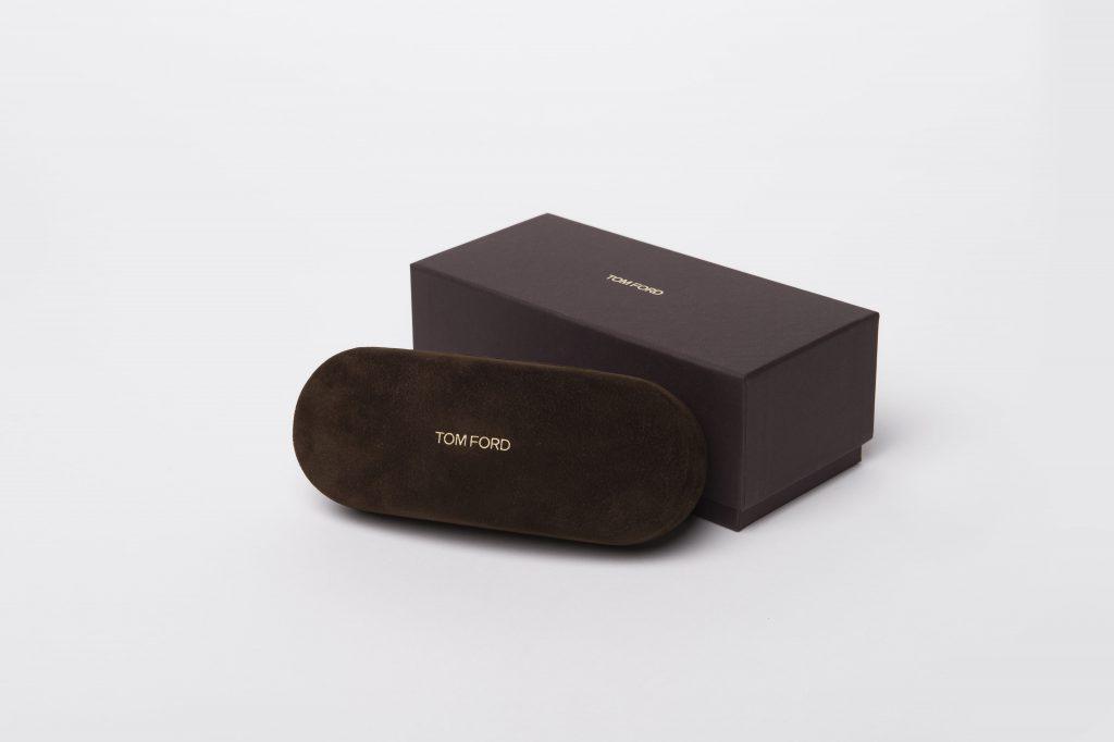 Box for sunglasses TomFord