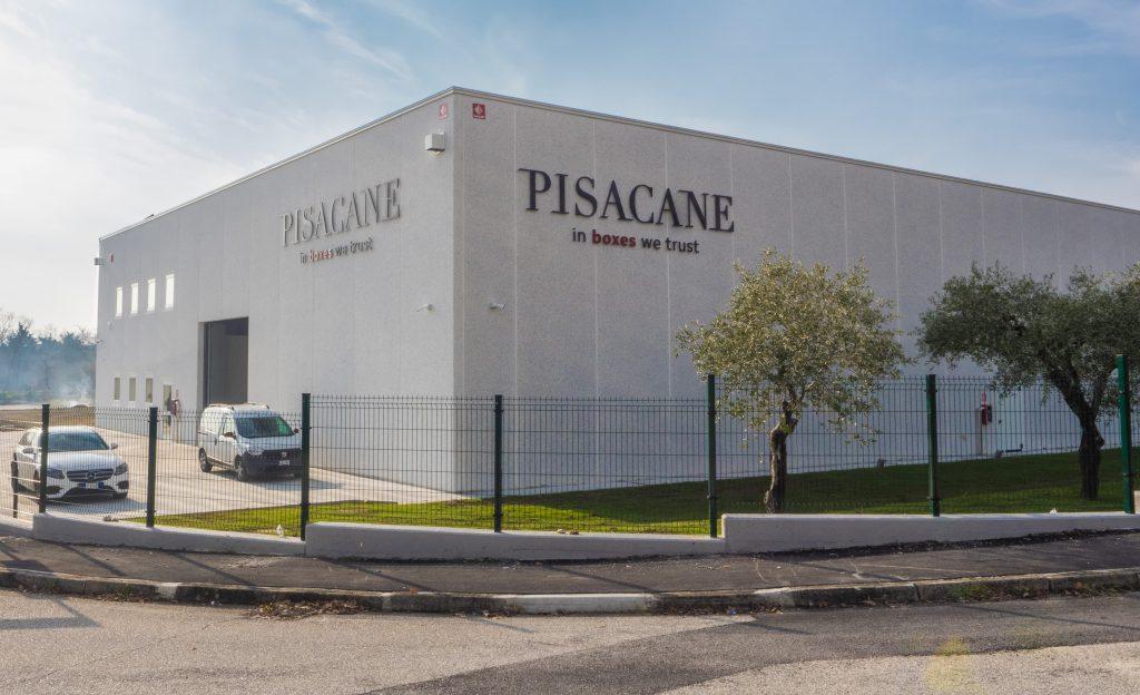 sede produttiva di Pisacane